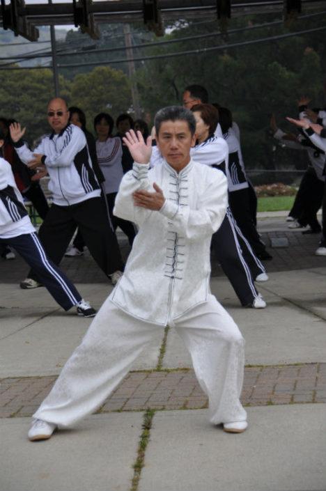 Tai Chi 24 Form Practice