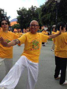 Gary Yen Tai Chi Master